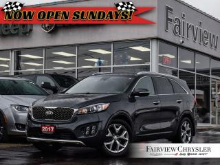 Used 2017 Kia Sorento AWD 4dr SX+ V6 7-Seater for sale in Burlington, ON