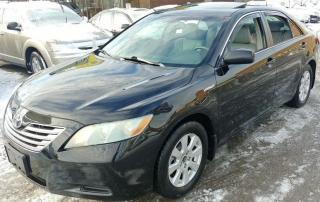 Used 2009 Toyota Camry Hybrid for sale in Hamilton, ON