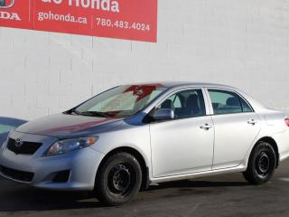 Used 2010 Toyota Corolla CE 4dr FWD 4-Door Sedan for sale in Edmonton, AB