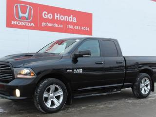Used 2013 RAM 1500 SPORT, 4WD, LEATHER, NAV, ROOF for sale in Edmonton, AB