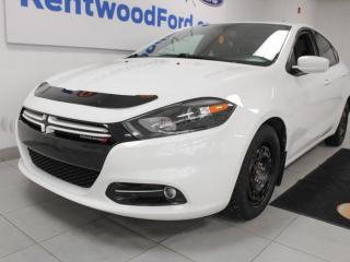 Used 2013 Dodge Dart Rallye multiair turbo 6-SPD manual with NAV and a back up cam for sale in Edmonton, AB