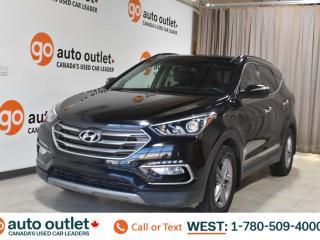 Used 2017 Hyundai Santa Fe Sport SE, 2.4L I4, Awd, Front & rear heated seats, Backup camera, Bluetooth, Sunroof/Moonroof for sale in Edmonton, AB