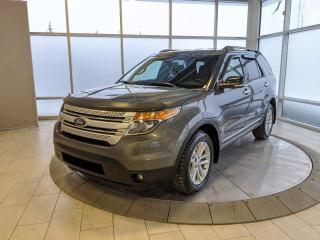 Used 2015 Ford Explorer XLT for sale in Edmonton, AB