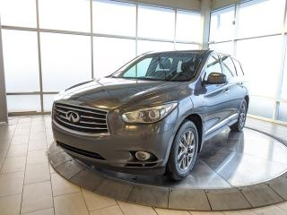 Used 2014 Infiniti QX60 Driver Assist for sale in Edmonton, AB