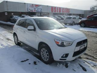 Used 2011 Mitsubishi RVR SE ~ ALLOY RIMS ~ BLUETOOTH for sale in Toronto, ON
