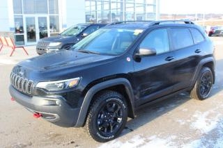 New 2020 Jeep Cherokee Trailhawk for sale in Peace River, AB