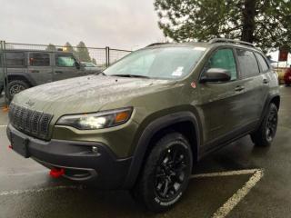 New 2020 Jeep Cherokee Trailhawk Elite for sale in Richmond, BC