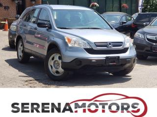 Used 2008 Honda CR-V LX | AUTO | 4WD | NO ACCIDENTS for sale in Mississauga, ON