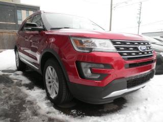 Used 2018 Ford Explorer XLT for sale in Brampton, ON