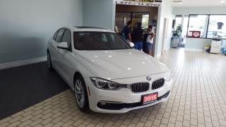 Used 2016 BMW 3 Series 328i xDrive/SUNROOF/BACKUP CAMERA/NAVI/$23499 for sale in Brampton, ON