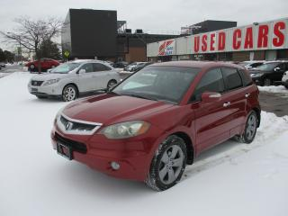 Used 2007 Acura RDX ~ SH-AWD for sale in Toronto, ON