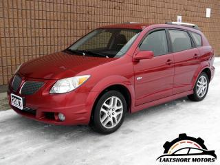 Used 2007 Pontiac Vibe Hatchback for sale in Waterloo, ON