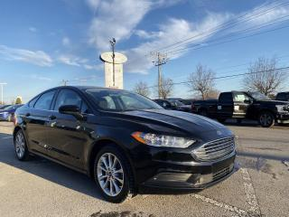 Used 2017 Ford Fusion SE 8 pneus for sale in St-Eustache, QC