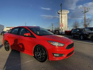 Used 2015 Ford Focus SE SPORT for sale in St-Eustache, QC