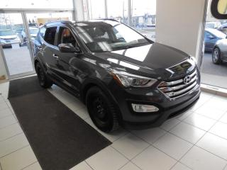 Used 2015 Hyundai Santa Fe Sport LUXURY AUTO TRACTION INTÉGRALE TOIT MAGS for sale in Dorval, QC