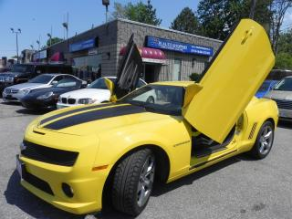 Used 2010 Chevrolet Camaro 2SS for sale in Windsor, ON