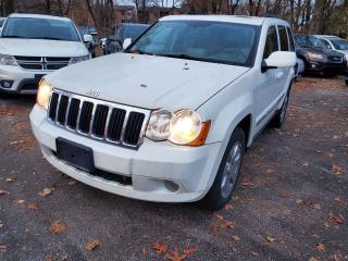 Used 2008 Jeep Grand Cherokee Limited Navi Reverse Camera Low Km Read for sale in Scarborough, ON
