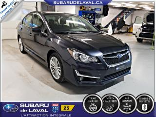 Used 2015 Subaru Impreza Sport Tech for sale in Laval, QC