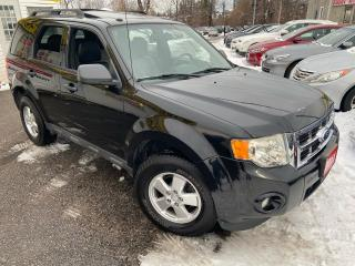 Used 2011 Ford Escape XLT/ AUTO/ 4WD/ LEATHER/ SUNROOF/ ALLOYS! for sale in Scarborough, ON