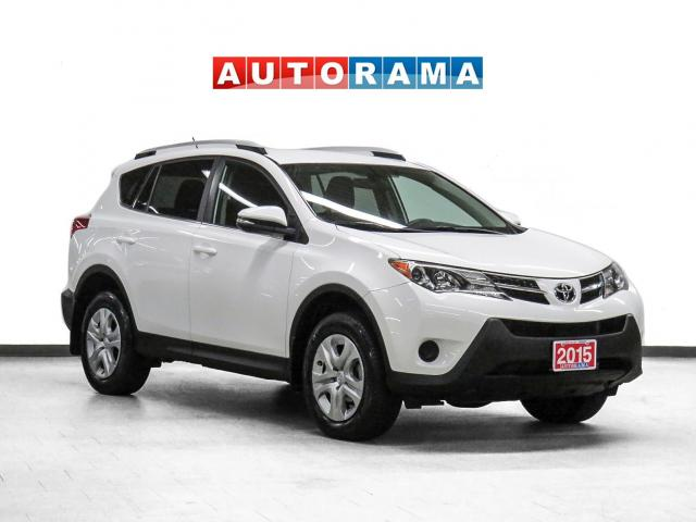 2015 Toyota RAV4 LE 4WD Backup Cam Heated Seats