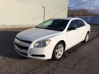 Used 2010 Chevrolet Malibu Berline LS 4 portes for sale in Quebec, QC
