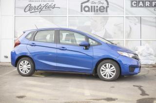 Used 2015 Honda Fit LX ***GARANTIE GLOBALE JUSQU EN AVRIL 20 for sale in Québec, QC