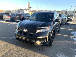 Used 2019 Honda Pilot Black Edition Traction Intégrale for sale in Rivière-Du-Loup, QC