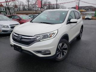 Used 2016 Honda CR-V Touring for sale in Halifax, NS
