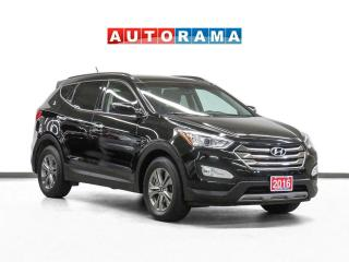 Used 2016 Hyundai Santa Fe Sport Luxury 4WD Leather Panoramic Sunroof Backup Cam for sale in Toronto, ON