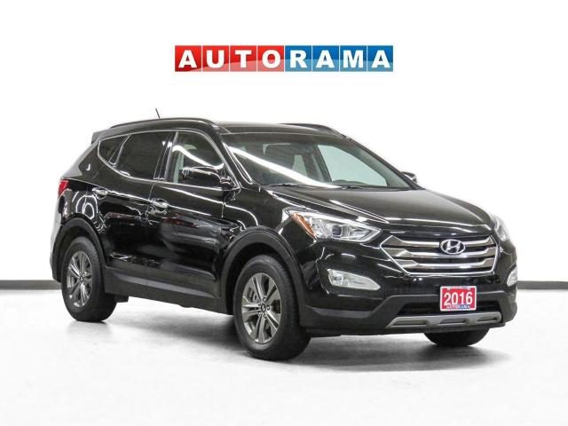 2016 Hyundai Santa Fe Sport Luxury 4WD Leather Panoramic Sunroof Backup Cam