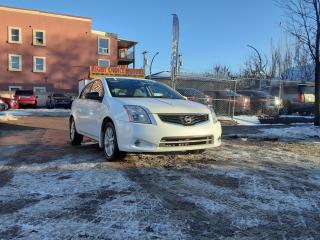 Used 2011 Nissan Sentra 2.0 - Low KM for sale in Edmonton, AB