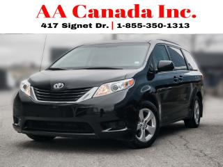 Used 2014 Toyota Sienna LE |BACKUPCAM|POWERDOORS|8SEATS| for sale in Toronto, ON