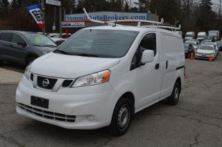 Used 2015 Nissan NV200 SV, BLUETOOTH,B/U CAMERA for sale in Richmond Hill, ON