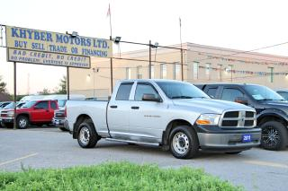 Used 2011 RAM 1500 WINTER SALES EVENT 4X4 for sale in Brampton, ON