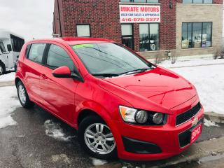 Used 2012 Chevrolet Sonic LS for sale in Rexdale, ON