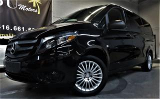Used 2017 Mercedes-Benz Metris 8 passenger, leather. navigation for sale in North York, ON