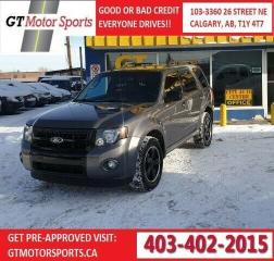 Used 2012 Ford Escape XLT for sale in Calgary, AB
