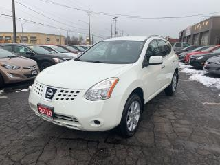 Used 2010 Nissan Rogue S for sale in Hamilton, ON