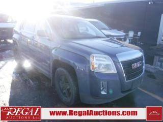 Used 2012 GMC TERRAIN SLE2 4D UTILITY  FWD for sale in Calgary, AB