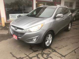 Used 2011 Hyundai Tucson GLS for sale in Hamilton, ON