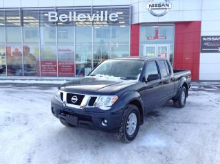 Used 2019 Nissan Frontier SV 1 OWNER LOCAL TRADE, CLEAN CARPROOF for sale in Belleville, ON