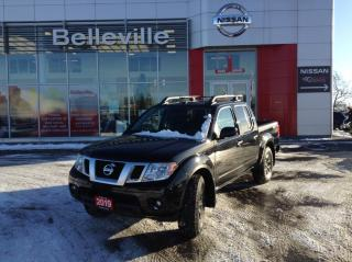Used 2019 Nissan Frontier PRO-4X , SUNROOF, NAVIGATION for sale in Belleville, ON