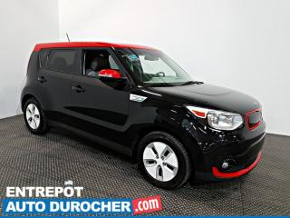 Used 2016 Kia Soul EV Luxury  NAVIGATION - AIR CLIMATISÉ - Cuir for sale in Laval, QC