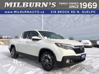 Used 2017 Honda Ridgeline Sport AWD for sale in Guelph, ON