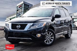 Used 2015 Nissan Pathfinder SL V6 4x4 at for sale in Thornhill, ON