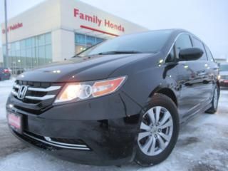 Used 2016 Honda Odyssey 4DR WGN EX for sale in Brampton, ON