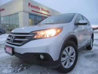 Used 2014 Honda CR-V AWD 5dr EX| ECO MODE!! | for sale in Brampton, ON