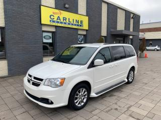 Used 2011 Dodge Grand Caravan 4dr Wgn R/T for sale in Nobleton, ON