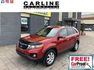 Used 2013 Kia Sorento AWD 4dr V6 Auto LX for sale in Nobleton, ON