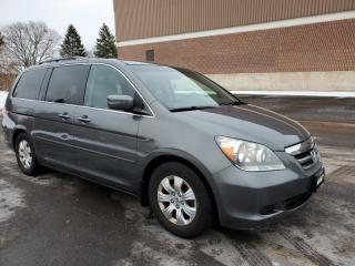Used 2007 Honda Odyssey 5dr Wgn EX for sale in Mississauga, ON
